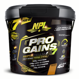 Pro Gains Chocolate 4kg