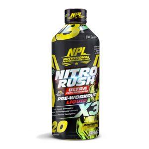 NPL Nitro Rush Pineapple