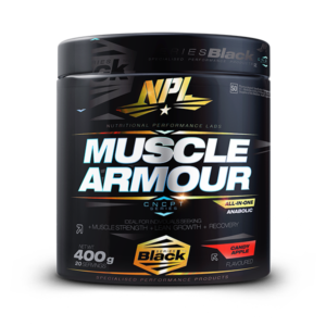 Muscle Armour Candy Apple