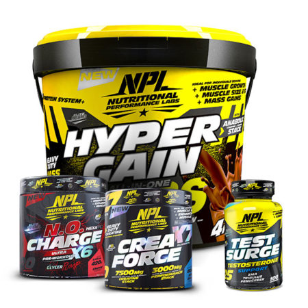 Size & Strength Combo Pack