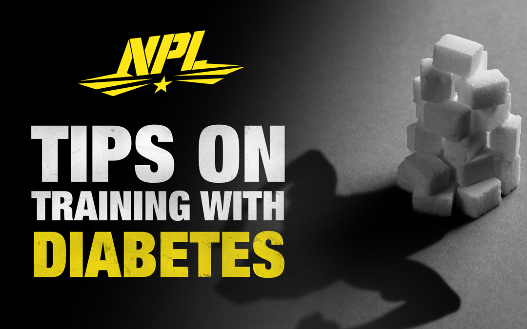 TIPS ON TRAINING WITH DIABETES