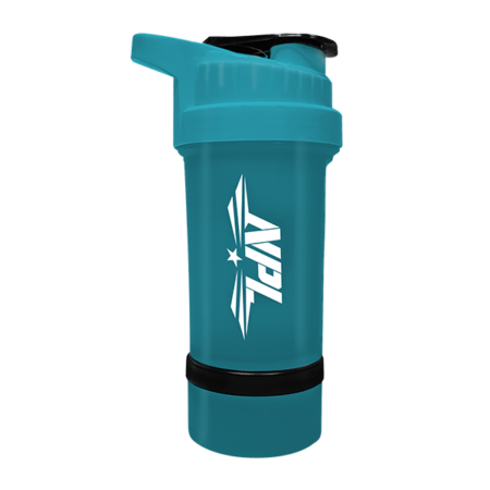 Turquoise Shaker