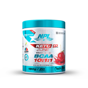 Keto BCAA Candy Apple