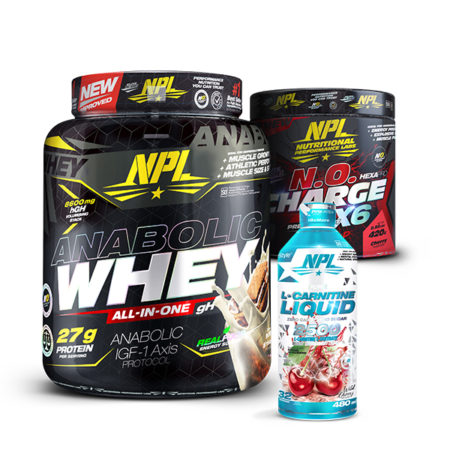 NPL Lean Muscle Stack Popular