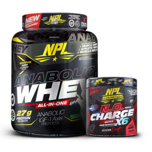 NPL Lean Muscle Stack New