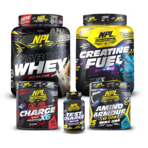 NPL Lean Muscle Stack Ultimate