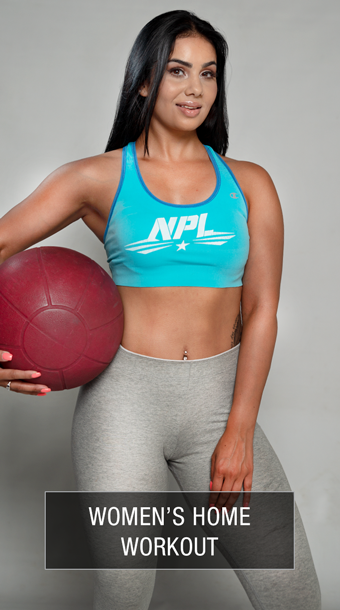 NPL Supplements | Web Images Womens Home Workout